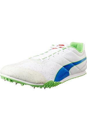 Puma Mens TFX Star v3 Running shoes - match shoe Weiß (01 -strong -fluro CO) Size: 9