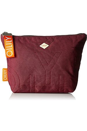 Oilily Spell Cosmeticpouch Mhz 1, Women's Clutch, Rot (Burgundy)