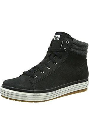 Keds Hi Rise Vint. Distr. Lth-toffe, Women's Hi-Top Sneakers