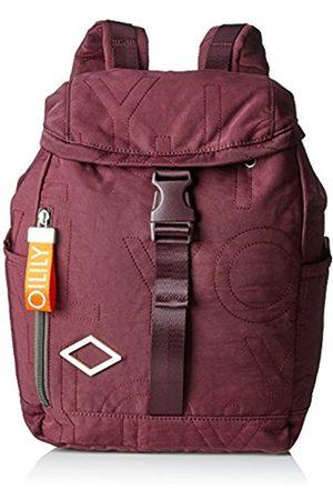 Oilily Spell Backpack Mvf, Women's Backpack, Rot (Burgundy)