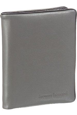 Bruno Banani Womens Sidney_3 Wallets multi-coloured Grau (grau/schwarz) Size: 11x13x3 cm (B x H x T)