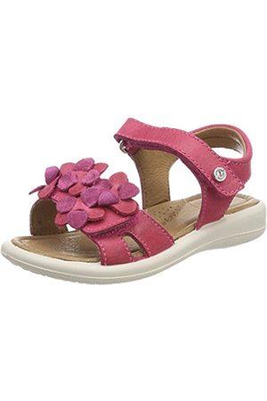 Naturino Girls' 6043 T-Bar Sandals