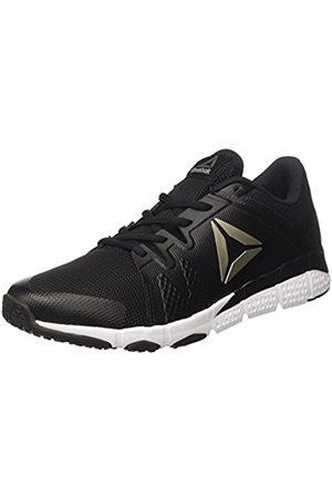 Reebok Men's BD4917 Fitness Shoes, (Blk/WHT/Pewter/ 000)