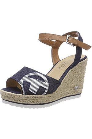Womens 485200830 Ankle Strap Sandals Tom Tailor bEAR2LY