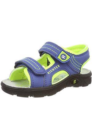 Richter Kinderschuhe Boys' Sandals Pebble/mais 8 Child UK Size: 12.5 UK