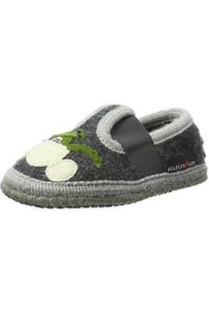 Haflinger Kids' Schnappi Hi-Top Slippers