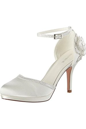 Menbur Women's Rocio Ankle Strap Pumps