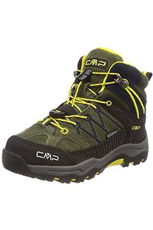 CMP Unisex Kids Rigel Mid Wp High Rise Hiking Shoes
