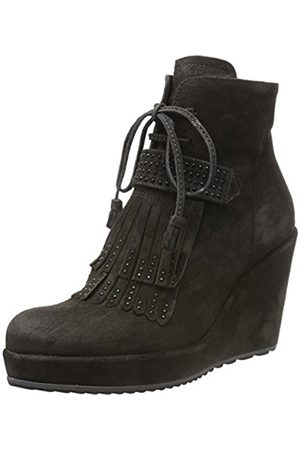 ZINDA Women's 2470 Warm-Lined Short-Shaft Boots and Bootees Size: 5.5-6