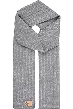 James Tyler Men's Knitted Scarf, Without Fringes