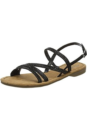 Mustang Women's 3126-804-21 Ankle Strap Sandals
