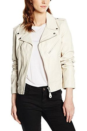 Schott NYC Women's Perfecto Biker Jacket Without Belt Long Sleeve Jacket