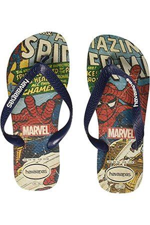Havaianas Unisex's Top Spiderman Flip Flops