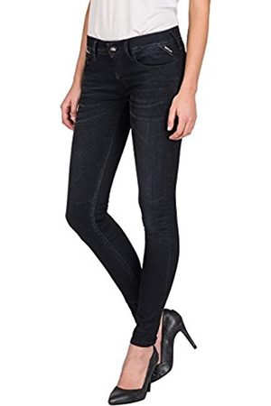 Replay Women's Luz Coin Zip Skinny Jeans