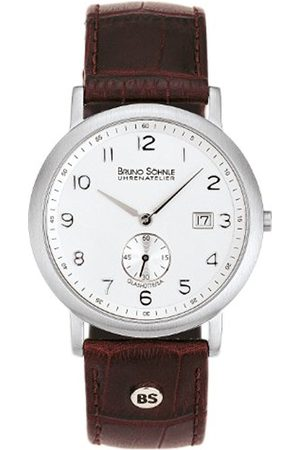 Soehnle Bruno Söhnle Men's Quartz Watch with Prato Analogue Quartz Leather 17 - 13036 - 221