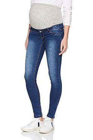 Mama Licious Women's Mllola Slim Jeans Noos B. Maternity Trousers