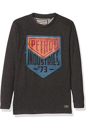 Petrol Industries Boy's TLR729 Sweater, -Gris (Staël Mêlée)