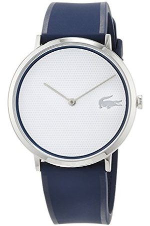 Lacoste Unisex-Adult Analogue Classic Quartz Watch with Silicone Strap 2010951