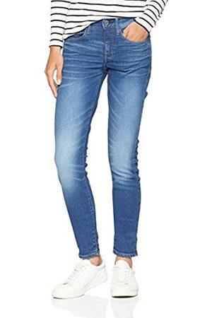 G-Star G-Star Women's 3301 Deconst Mid Wmn Skinny Jeans, (Medium Aged)