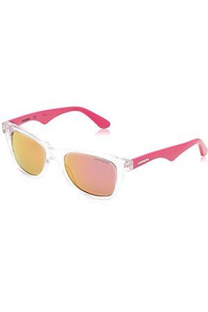 Unisex-Kids Carrerino 14 K5 Sunglasses, Pink, 46 Carrera