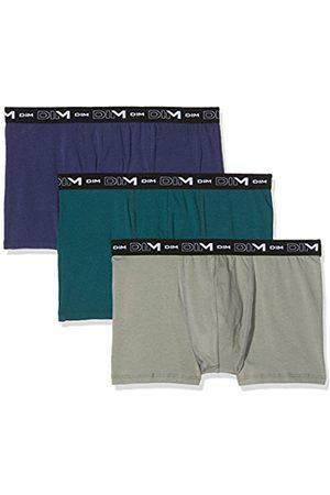Dim Men's Coton Stretch Plain Boxer Shorts