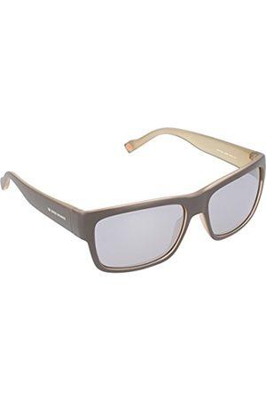 HUGO BOSS Orange Unisex-Adult's 0176/S 3R Sunglasses