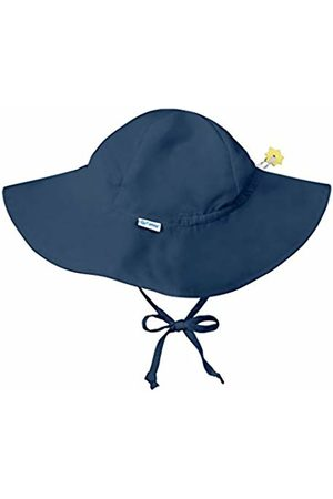 I Play Solid Brim Sun Protection Hat (Navy