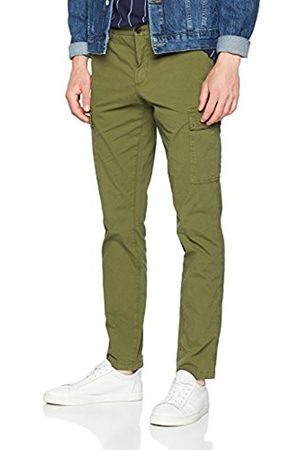 Tommy Hilfiger Men's Denton Chino Crispy Str Cargo GMD Trouser