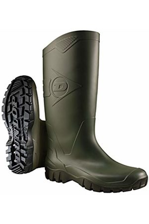 Dunlop Protective Footwear Dunlop Unisex Adults' K580011 PVC KUITLAARS Unlined Rubber Boots Half Shaft Boots & Bootees