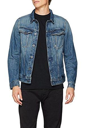 G-Star G-Star Men's 3301 Deconstructed Slim JKT Denim Jacket