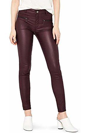 FIND Women's Pu Coated Trousers