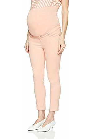 Esprit Women's Pants OTB 7/8 Slim Maternity Trousers