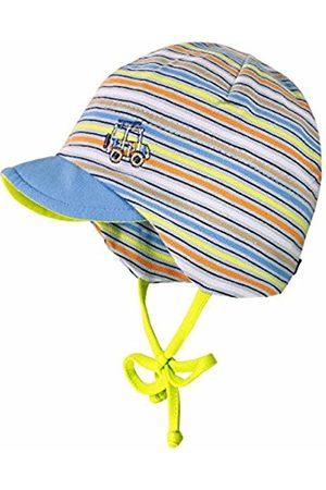 maximo Baby Boys 0-24m Schildmütze Ringeljersey Stickerei UPF 50+ Hat
