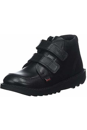 Kickers Boys' Kick Scuff Hi Classic Boots