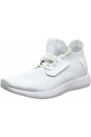Puma Unisex Adults' Uprise Knit Low-Top Sneakers, -Gray Violet-Nimbus Cloud 02