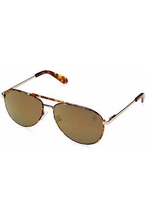 STARLITE Unisex Adults' Gafas De Sol Ace Alejandro Sanz, Amarillo Sunglasses