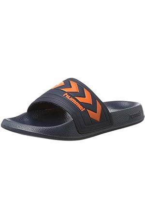 Hummel Unisex Adults Larsen Slipper SMU Beach and Pool Shoes
