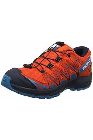 Salomon Unisex Kids' Xa Pro 3D C Swp J Trail Running Shoes