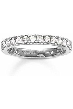 Thomas Sabo Women 925 sterling ring with white zirconia