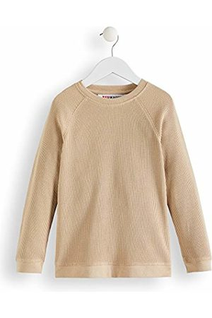 RED WAGON Boy's Cotton Textured Sweatshirt