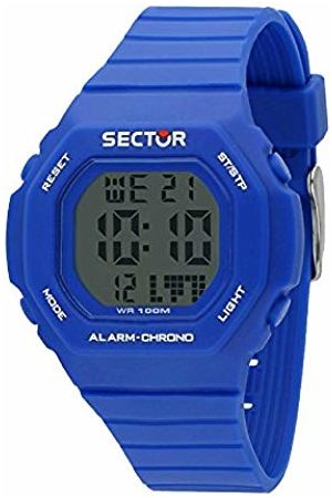 Sector Mens Digital Watch with Silicone Strap R3251599002
