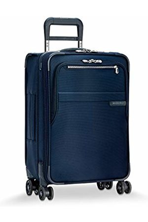 Briggs & Riley Baseline Limited Edition Domestic Carry-On Expandable Spinner Hand Luggage, 56 cm