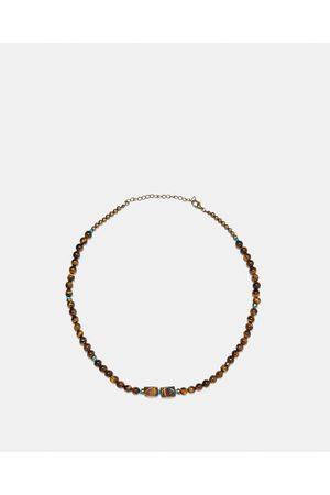 Zara Necklaces - STONE BEAD NECKLACE
