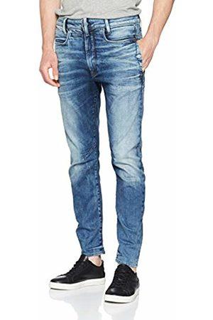 G-Star Men's D-STAQ 3D Skinny Jeans, (Medium Aged)