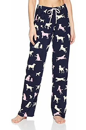 Hatley Little House by Women's Jersey Pyjama Bottoms, (Little Labs)