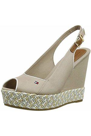 Tommy Hilfiger Estelle 32D, Women Wedge Heels Sandals