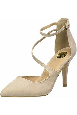 Womens 314550 IMI Suede Ankle Strap Sandals Buffalo 9i3FwPFgP