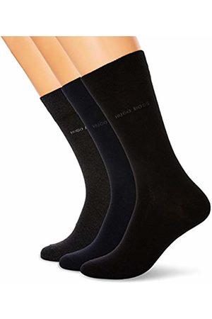 HUGO BOSS BOSS Men's 3p Rs Uni Sp Cc Calf Socks