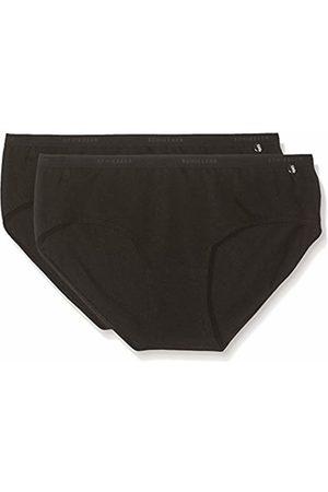Schiesser Girl's 95/5 Multi 2Pack Panties