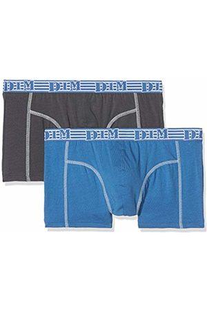 Dim Men's Eco Mode Swim Trunks, (Bleu Turquin/Gris Granit 6uj)